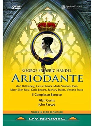 Georg Friderich Händel: Ariodante [2 DVDs]