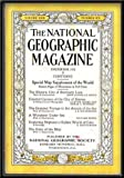 img - for The National Geographic Magazine. December 1932 Volume LXII Number 6. book / textbook / text book