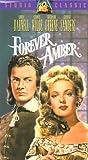 Forever Amber [VHS]
