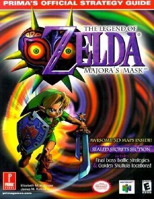 The Legend of Zelda - Majora's Mask (Prima's Official Strategy Guide)