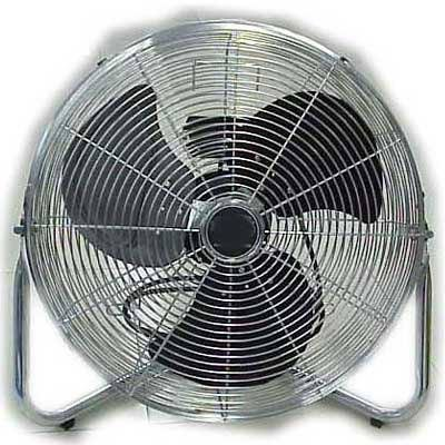 Q Standard High-Velocity Floor Fan - 18in., 4550