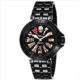 (エンジェルクローバー) ANGEL CLOVER 時計 メンズ RO40BBP ROEN ロエンコラボレーション 腕時計 ウォッチ ブラック/ブラック[並行輸入品]