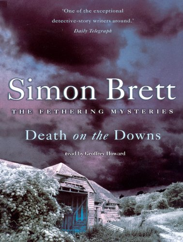 Death on the Downs (Fethering Mysteries (Audio))