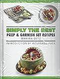 Simply the Best Prep & Garnish Set Recipes