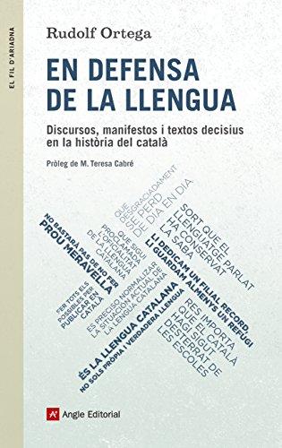 En Defensa De La Llengua (El fil d'Ariadna)