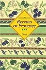 Recettes en Provence par Maureau