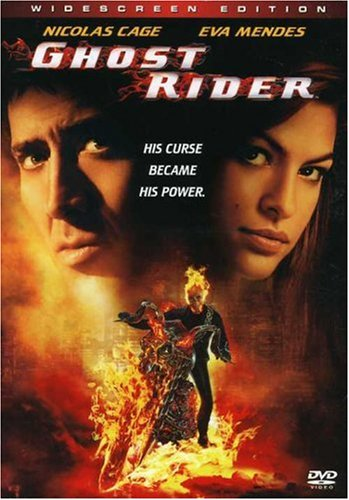 Ghost Rider (2007) on DVD at Amazon.com