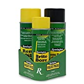 Rem Oil, Brite Bore & Rem Action Cleaner Aerosol Combo Pack (18156)