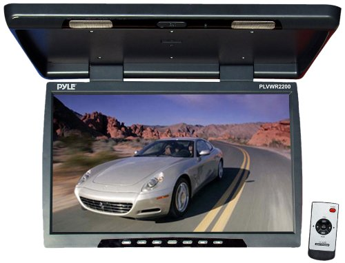 PYLE PLVWR2200 22'' Flip Down TFT LCD Monitor (Discontinued by Manufacturer)
