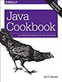 img - for Java Cookbook book / textbook / text book