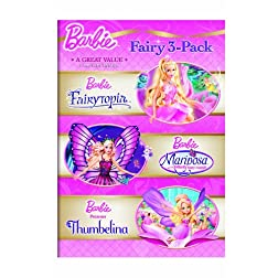 Barbie Fairy 3-Pack
