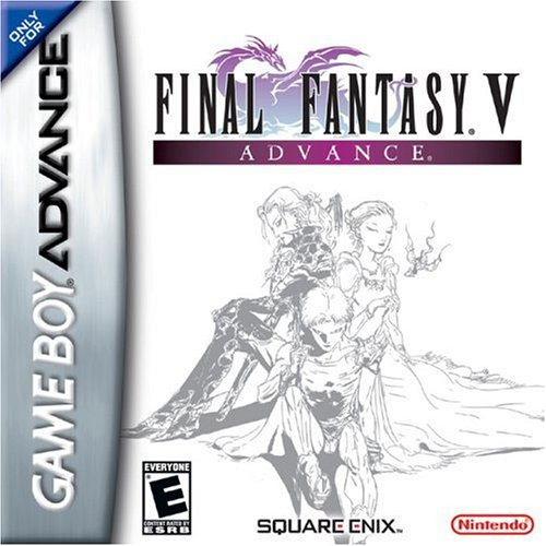 Final Fantasy V Advance (GBA)