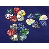 Tone Deaf Music Celluloid Guitar Picks/Plectrums (Pack of 18)by Tone Deaf Music