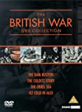 The British War Collection (The Dam Busters / The Colditz Story / The Cruel Sea / Ice Cold in Alex) [DVD]