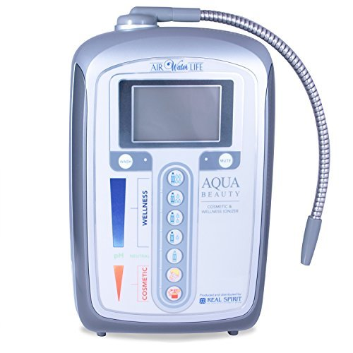 Aqua Ionizer Deluxe 5.0 Alkaline Water Ionizer and Alkaline Water Machine by Air Water Life Compare Water Ionizers (Spring Water Machine compare prices)