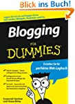 Blogging f�r Dummies