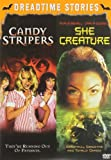 She Creature & Candy Stripers [DVD] [2006] [Region 1] [US Import] [NTSC]