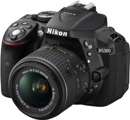 Nikon D5300 Digital SLR Camera