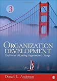 img - for Organization Development: The Process of Leading Organizational Change book / textbook / text book