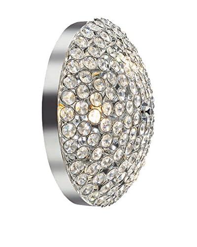 Evergreen Lights Lámpara de Pared/Techo Orion AP2 cromo
