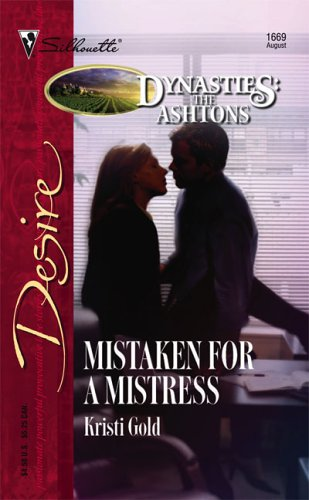 Image for Mistaken For A Mistress (Desire)