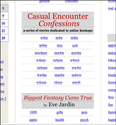 Biggest Fantasy Cums True (Casual Encounter Confessions)