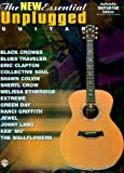 The New Essential Unplugged Guitar: Authentic Guitar TAB (The New Essential Guitar Series)