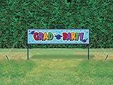 Grad Lawn Banner