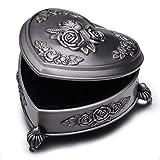 Unendlich U Luxus Prinzessin Schmuckbox mit Vintage Style Antique klein