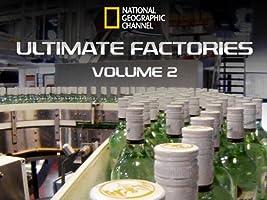 Ultimate Factories Season 2 [HD]