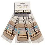 Yankee Candle Sun & Sand(r) 3 Pk Car Jars Scented Candle