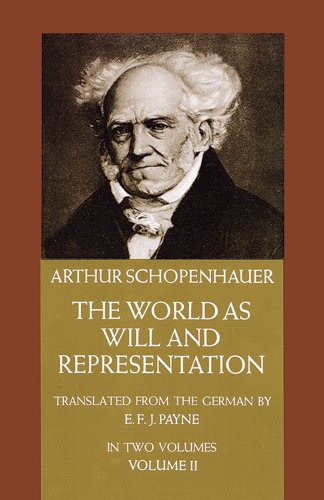 The World As Will And Representation, Vol. 2 front-1061371