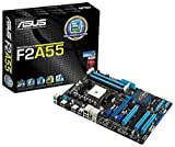 Asus F2A55 Motherboard (AMD A55 FCH, DDR3, 6 x S-ATA 300, ATX, PCI Express 2.0, USB 3.0, Socket FM2)