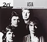 The Best of Asia - 20th Century Masters: Millennium Collection (Eco-Friendly Packaging) by Asia (2007-04-03)