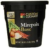 Custom Culinary Gold Label Base, Mirepoix, 1 Pound