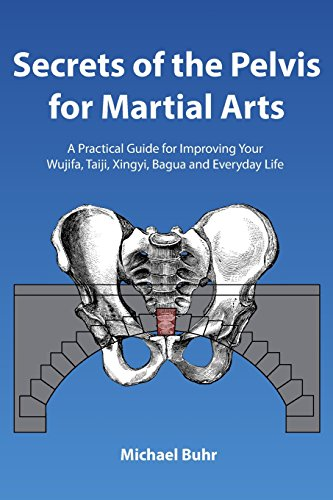 Secrets of the Pelvis for Martial Arts: A Practical Guide for Improving Your Wujifa, Taiji, Xingyi, Bagua and Everyday Life