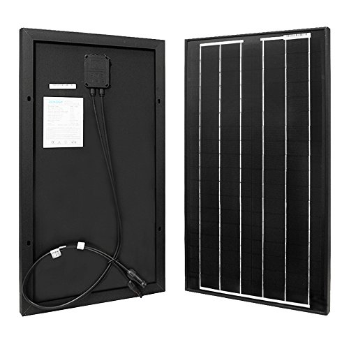 Renogy 30 Watts 12 Volts Monocrystalline Solar Panel (Renogy Solar Panels compare prices)