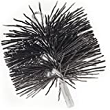 Imperial Mfg Group 8 Rnd Poly Chim Brush Br0182 Chimney Brushes