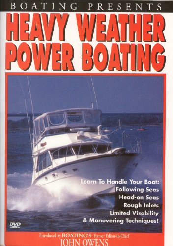 Heavy Weather Power Boating [DVD]