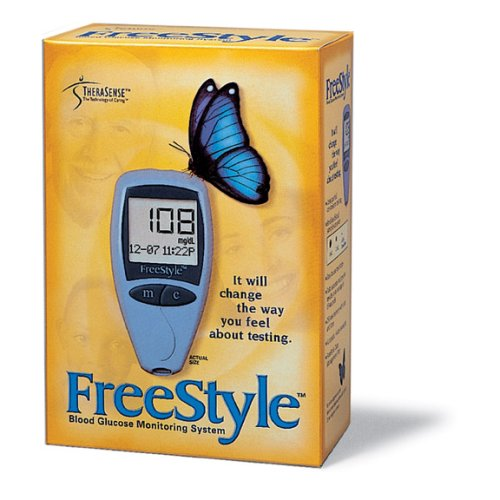 Cheap FreeStyle Blood Glucose Monitoring Systems (Each) (B000PGQYIQ)
