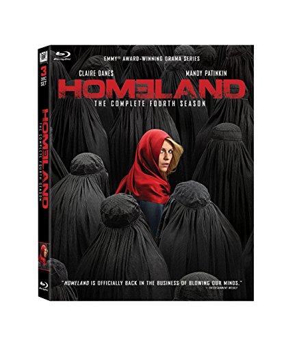 Homeland: Season 4 [Blu-ray] [Import]