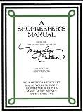 A Shopkeeper's Manual