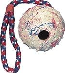 Trixie Ball Mit Seil Moosgummi 7cm 3308