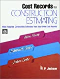 img - for Cost Records for Construction Estimating book / textbook / text book