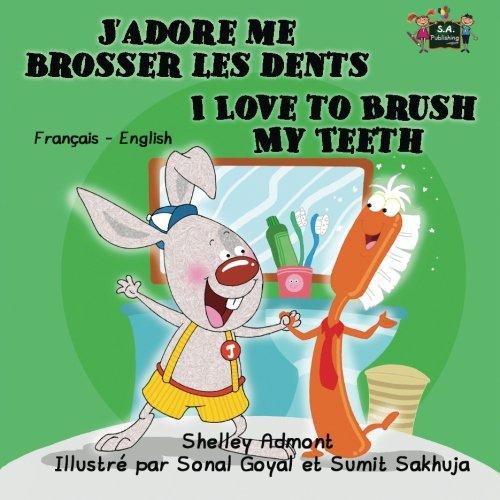 j 39 adore me brosser les dents i love to brush my teeth. Black Bedroom Furniture Sets. Home Design Ideas