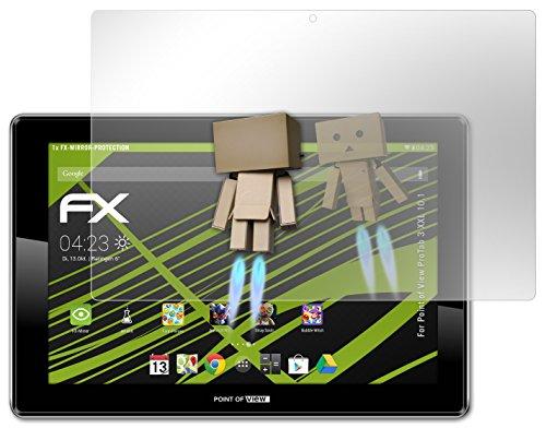 atFoliX Spiegel-Folie Point of View ProTab 3 XXL 10.1 Displayschutz - FX-Mirror mit spiegeleffekt