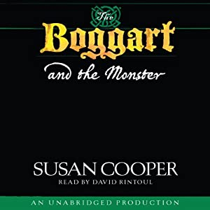 The Boggart and the Monster Audiobook