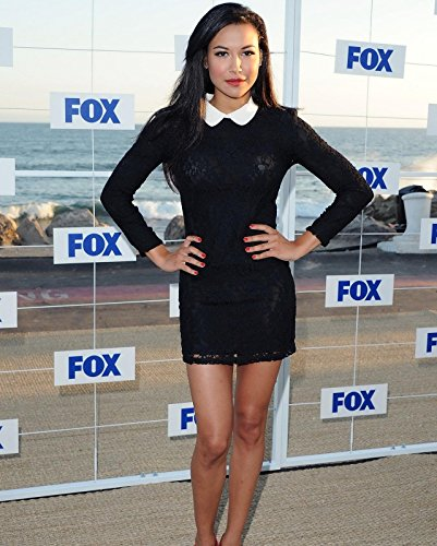Glee's Naya Rivera in Black A3 (297x420mm) Repositionable Peel & Stick Poster FS1139