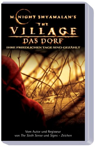 The Village - Das Dorf [VHS]