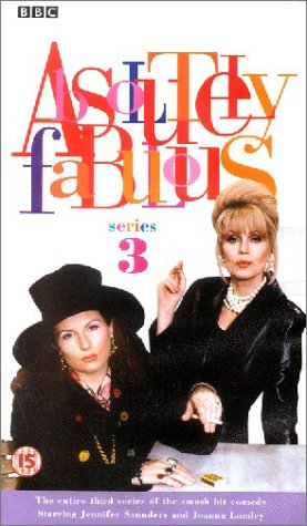 Absolutely Fabulous - Series 3 [VHS] [1992]